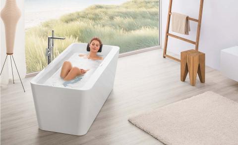 Een wellness in je eigen badkamer