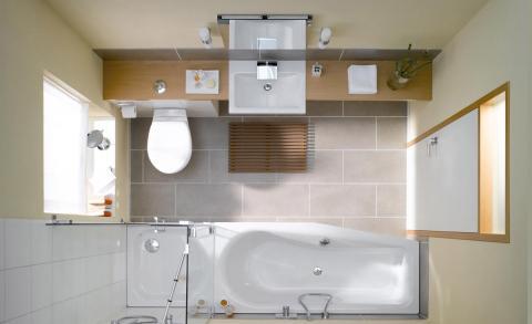 5 praktische oplossingen voor in de badkamer