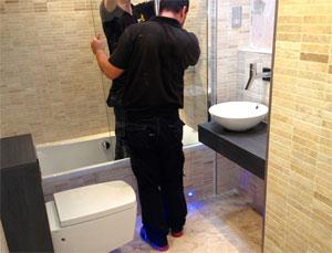 Badkamer installateurs gezocht